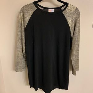 Lularoe Holiday Elegant Medium Randy